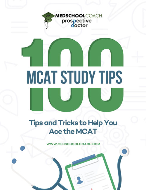 100 MCAT Study Tips